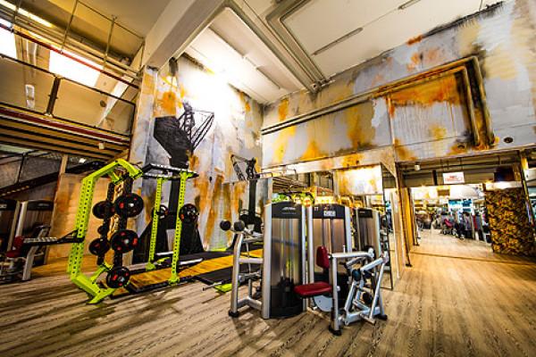 Einblicke in unsere Fitness Fabrik in Griesheim